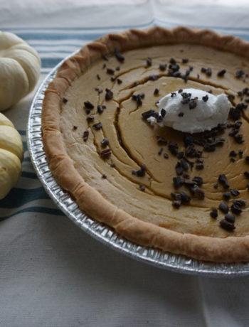 desserts FODMAP diet pumpkin pie