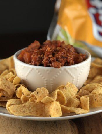 FODMAP safe chili - IBS diet plan