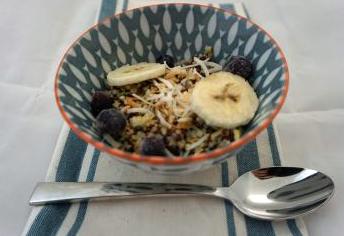 IBS breakfast recipes - Breakfast Quinoa