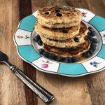 BS breakfast recipes - Gluten Free Blueberry Pancakes