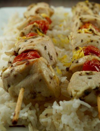 fodmap chicken recipes - Chicken Kabobs