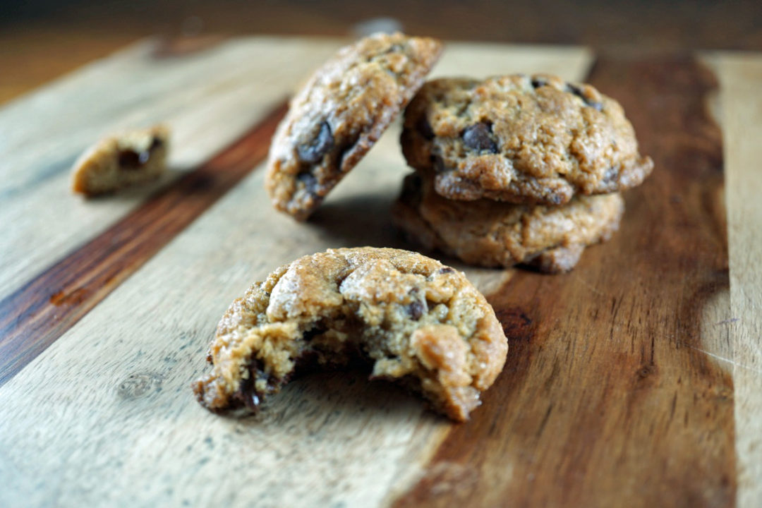 desserts FODMAP diet chocolate chip cookies