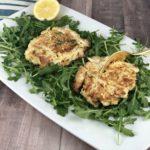 IBS diet plan - Gluten Free Crab Cakes