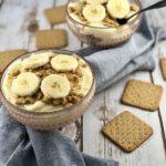 desserts FODMAP diet - Banana Pudding