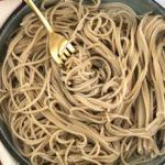 FODMAP meal plan - Gluten-free pasta