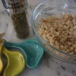 FODMAP food list - Homemade breadcrumbs
