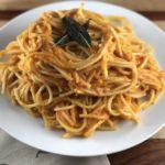 IBS Diet Plans - Pumpkin Pasta