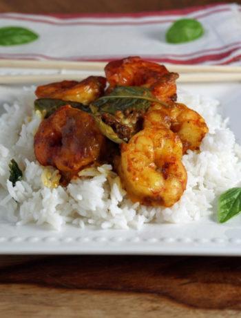 Low FODMAP Coconut shrimp
