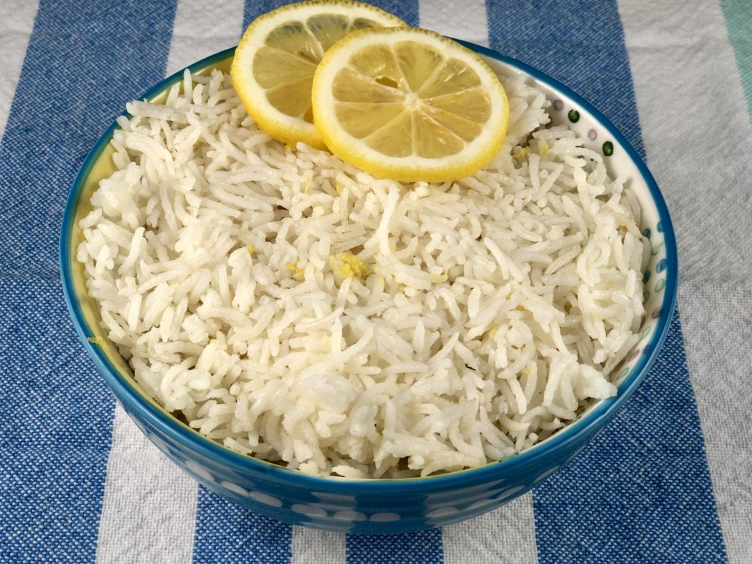 Lemon Basmati Rice