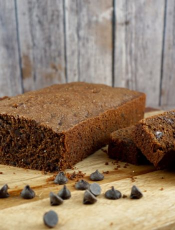 Chocolate Teff Bread
