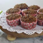 FODMAP breakfast recipe - Gluten Free Banana Bread Muffins