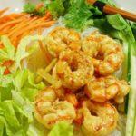 Shrimp Vermicelli Salad - fodmap dinner recipes