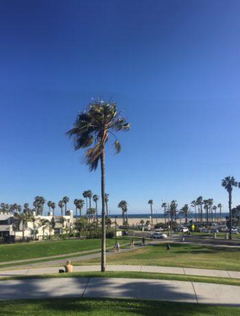 LA Travel Guide - view of Los Angeles, CA