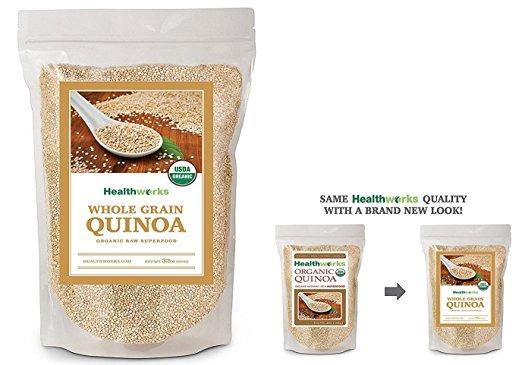 Healthworks Whole Grain Quinoa