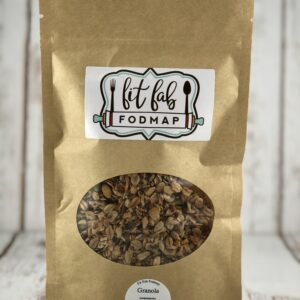 Single Pack of Fit Fab FODMAP Granola