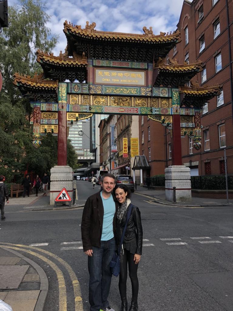 FODMAP travel - Chinatown in Manchester