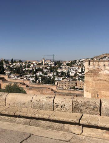 FODMAP travel - Granada, Spain