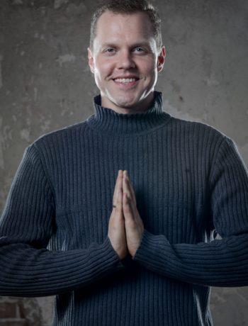 Michael Perkola - yoga instructor