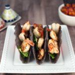FODMAP recipes dinner - Shrimp tacos
