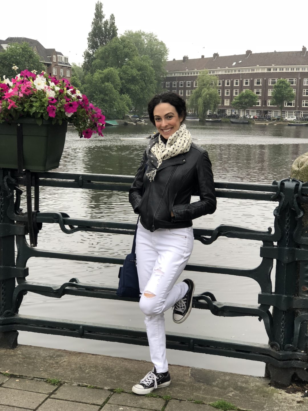 FODMAp travels - Amsterdam Travel Guide outside the canal