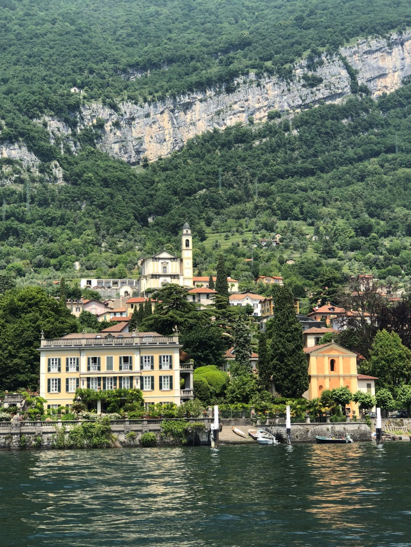 FODMAP travels - Lake Como, Italy