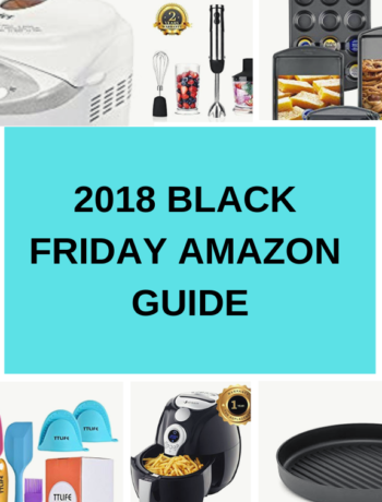 Fit Fab FODMAP 2018 Black Friday Amazon Guide