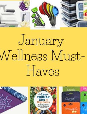 wellness must-haves - My favorites list