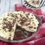 FODMAP desserts - ice cream pie