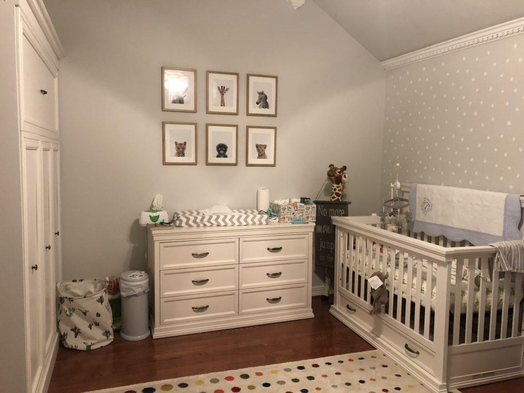 Newborn Must-Haves-Baby Room