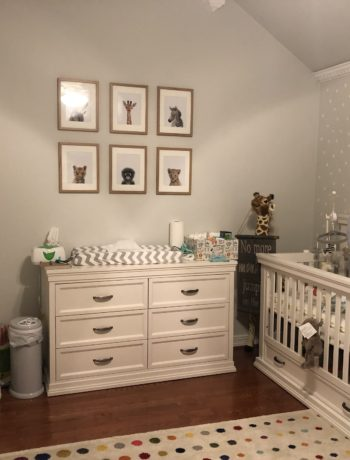 Newborn Must-Haves-Baby Room