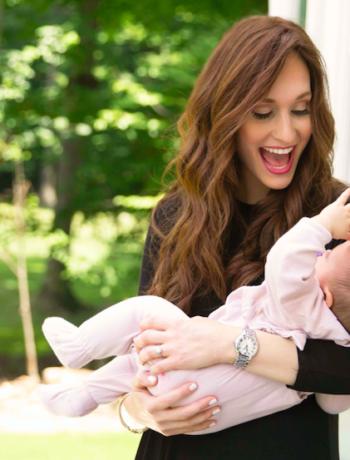 sleep training interview with the Baby Sleep Maven