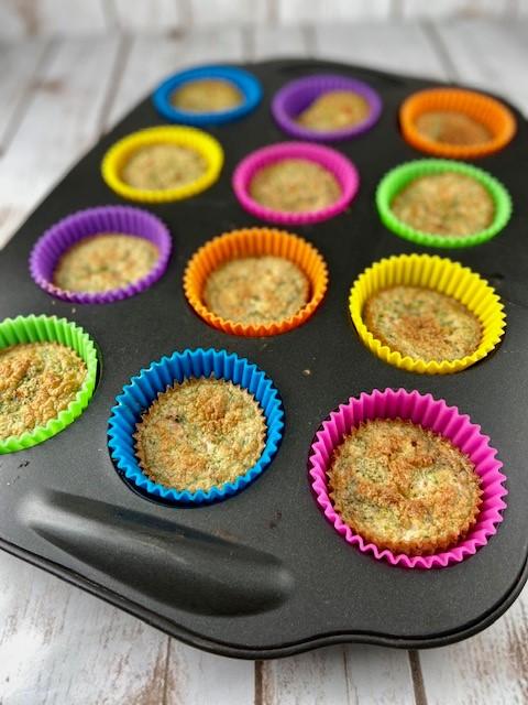 Egg Muffins - FODMAP breakfast
