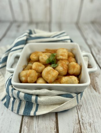 Five- Ingredient Low FODMAP pasta sauce