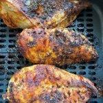 Low FODMAP Air fryer chicken